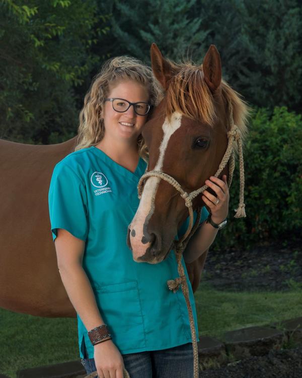 Abby Veterinary Technician